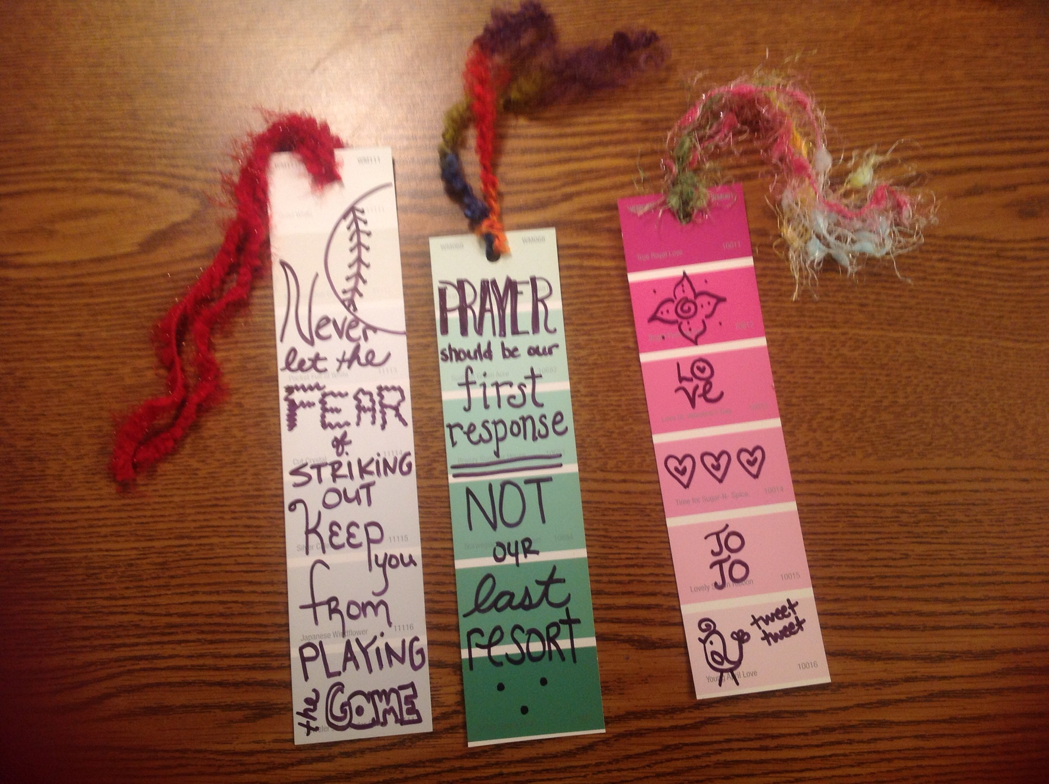 Diy Bookmarks Part - 42: I Love Bookish Crafts! If You Have Some To Share, Comment Below Or Tweet Me  Over On Twitter @JSutis01 And Share Your Pics! Iu0027d Love To See Them:-)